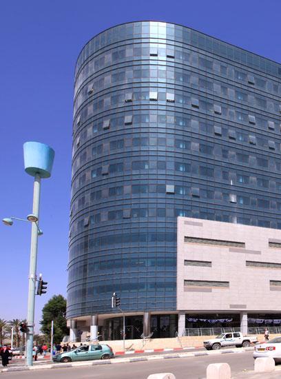 Carasso Tower, Beersheva
